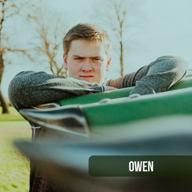 Owen from Humboldt Iowa {Photos}