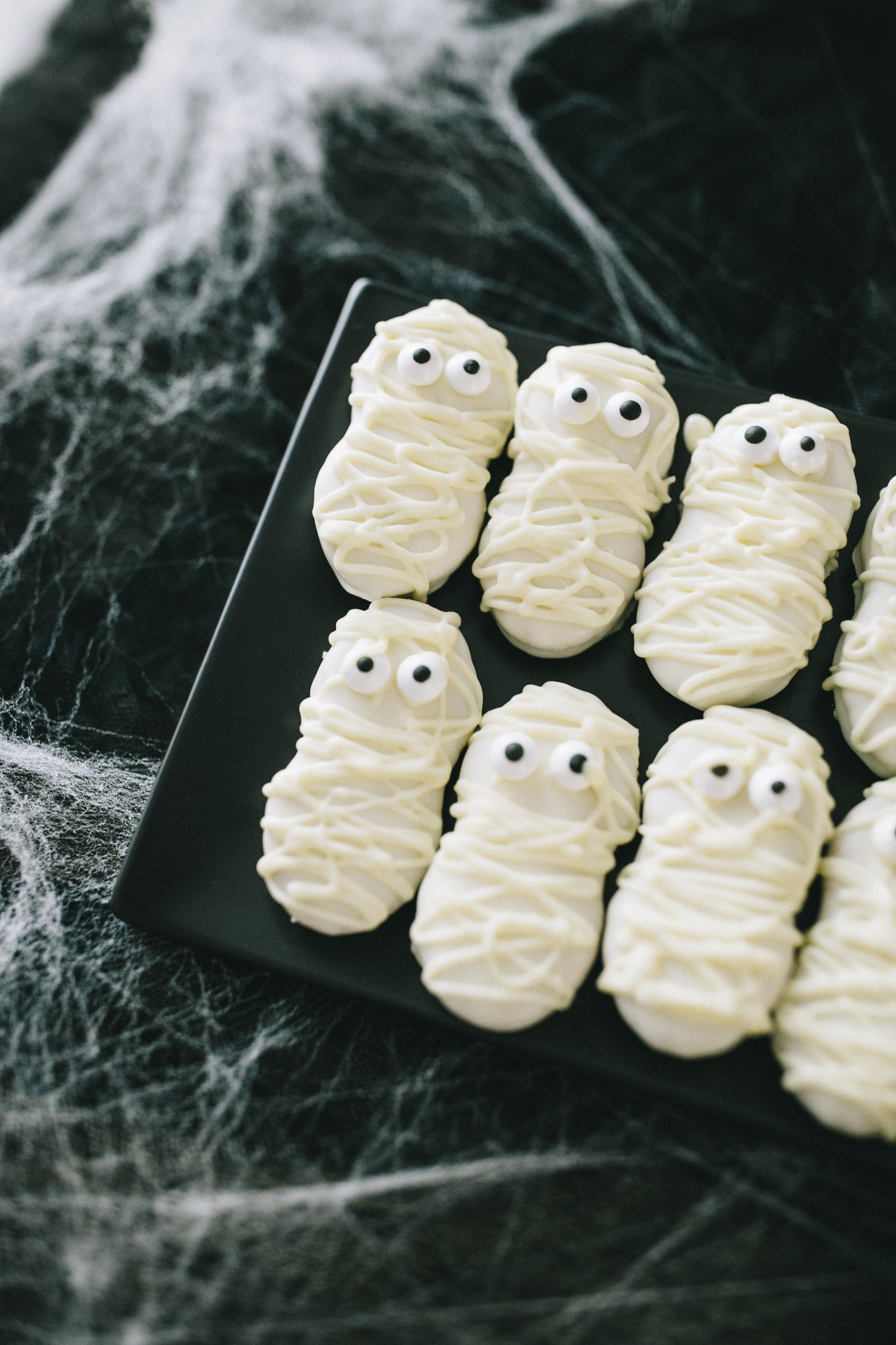 Nutter Mummy Cookies