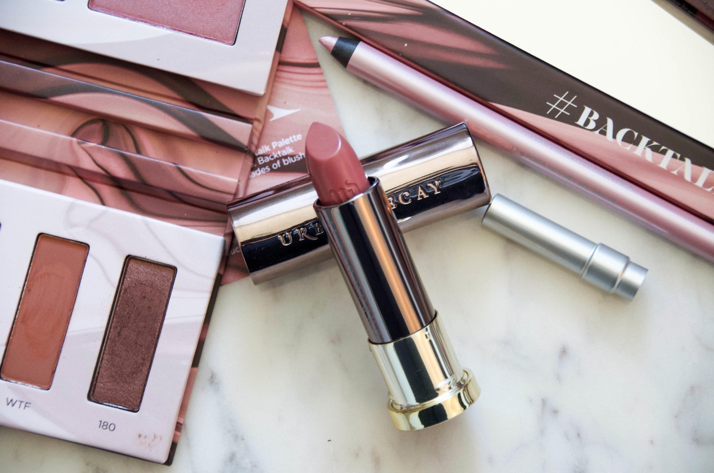 Urban Decay Backtalk Lipstick