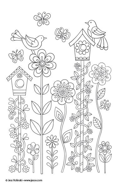 jessvolinski-ColorAnimals-birdhouses.jpg