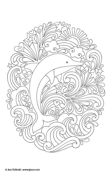 jessvolinski-ColorAnimals-dolphin.jpg