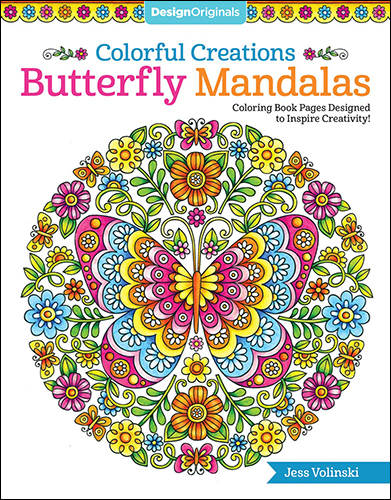 Butterfly Mandalas