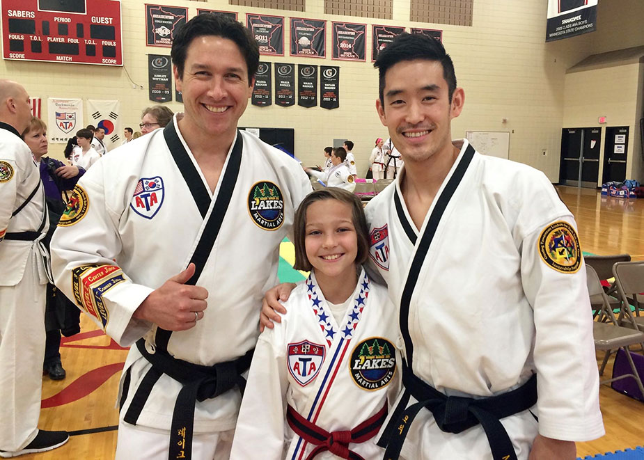 """Mr. Mike Moh (a.k.a. """"Agent G"""") continues to provide inspiration to students, young and old."""