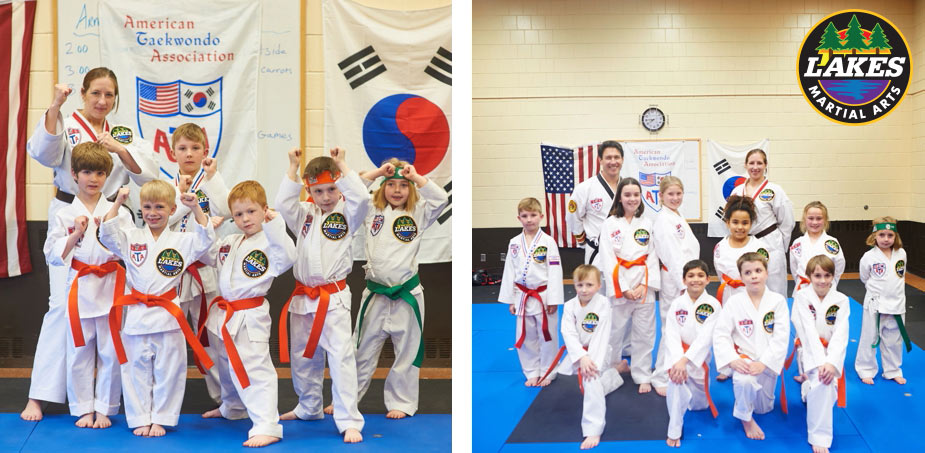 Congrats to all the new ranks at the Armatage Park testing!