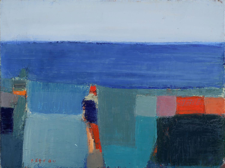 Soulful Blue Sea