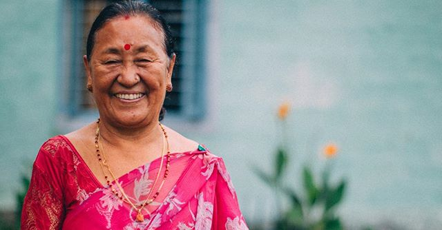 """We love introducing Handwoven supporters to our incredibly talented artisan partners. 🧡 — Please meet Ramkali Khadka, founder of the WSDO (Women's Skills Development Organization). When Ramkali founded the WSDO in 1975 she had no idea what an impact the organization would make not only for the women of Nepal and their families but to fair trade as a whole globally. — Here are some tidbits from a recent interview! — Apart from laughter, family feel and your big heart, what makes the WSDO different? ❤️ — """"We are giving awareness to women and supporting their children's education. We do not receive any donations so we must work and produce items while providing an image of our country internationally. We are a good example of a handicapped, fair trade, organization both in Nepal and all over the world."""" — What are you most proud of? 🙏 — """"I am very proud that this organization has been here for 40 years and I hope that when I'm not here that it will go on further, with all the women working together."""" — If you could leave the world one piece of advice what would it be? 🌻 — """"I believe the way society looks at women needs to be changed all over the world as women are making positive changes. In the world there are many rich people and if they helped those who were poor a bit, it would make a big difference, so while we are working, we must think about those who are in need and help them. The environment is also getting polluted so we must respect and look after it. When I was young in Pokhara, Machapuchare was completely covered in snow but now, due to changes in the climate, there's only snow at the very top!  Being a mum is a beautiful feeling and the advice I would give my grandchildren is: while doing any work, do not hurt others; do work that will be helpful for society; do not say wrong words to others; respect your elders and show love to children; and always respect the nation, don't let Nepal down, follow the culture and tradition and don't forget it."""" — #meetyou"""