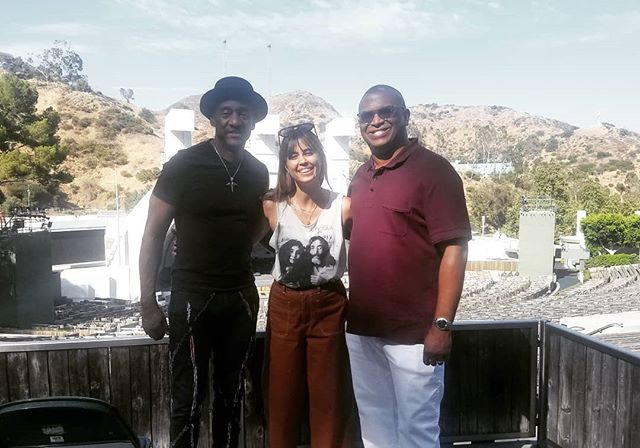 It's not everyday that you get to work with not one but two legends: Bassist Marcus Miller and director Regie Hudlin. They discussed black movie soundtracks for their upcoming show at the Bowl (which will be 🔥🔥🔥)