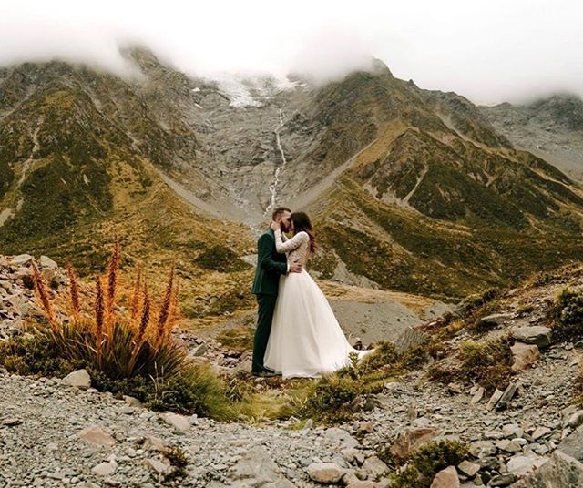 our girl, allison saying yes in the most insane setting ✨