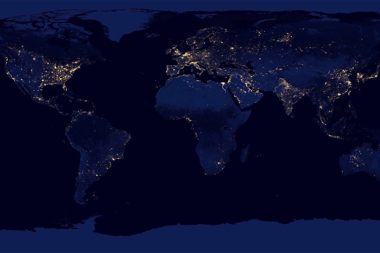 GLOBAL LIGHT MAP