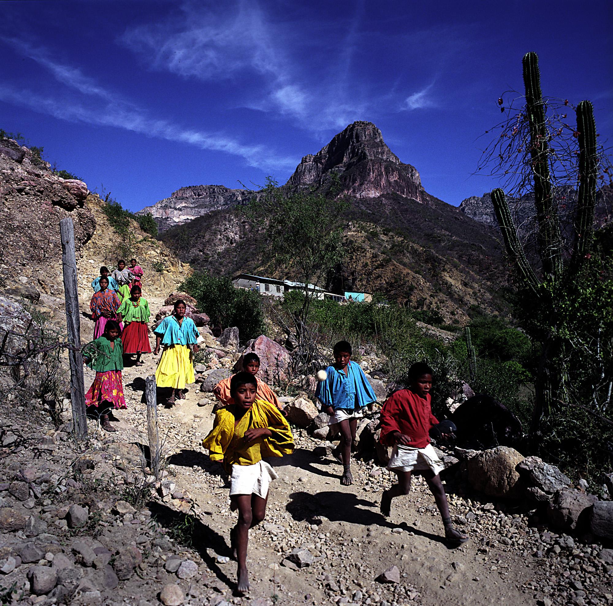 The Tarahumara