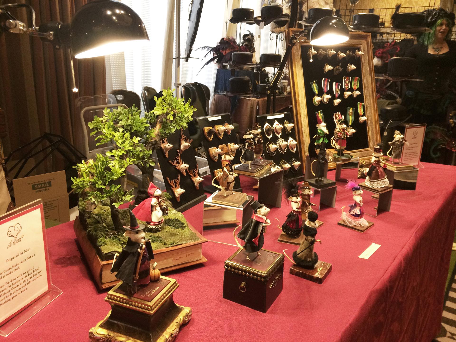 Clockwork Alchemy 2015, San Jose