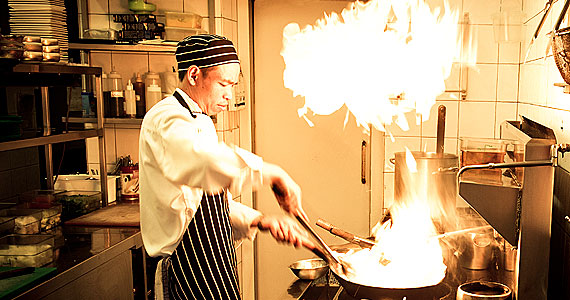 Master Chef Chaleom Chaiseeha Paladarr Thai Melbourne