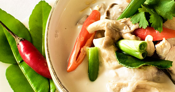 Issan Style dishes cooked by Thai Master Chef Chaloem Chaiseeha