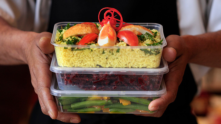 Order delicious gourmet takeaway food from Paladarr from 4pm onwards 7 days a week 9497 5987