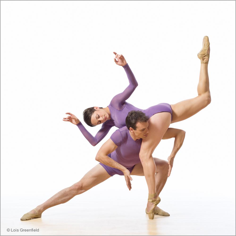 Seth DelGrasso and Lauren Alzamora, ASPEN SANTA FE BALLET