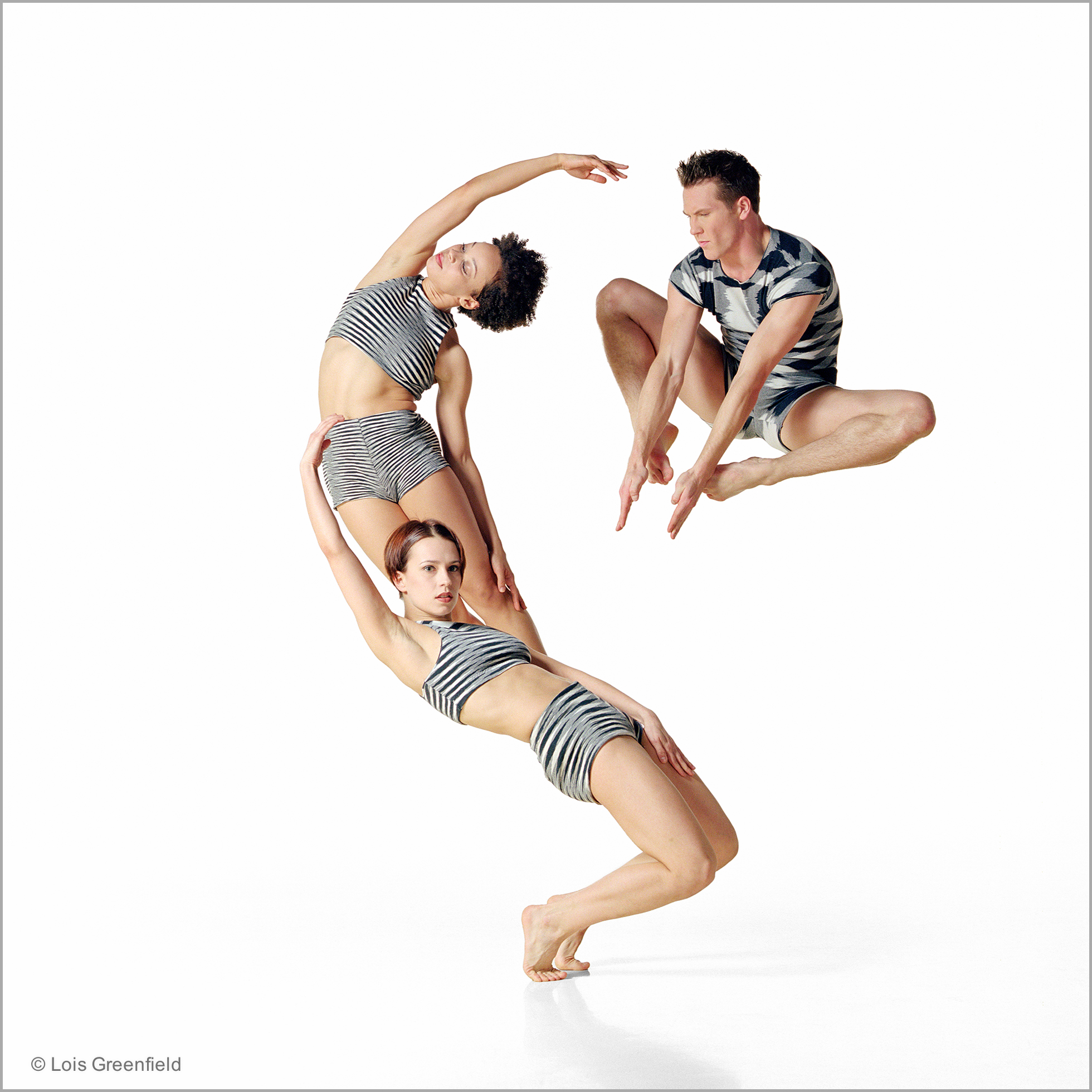Katarzyna Skarpetowska, Mia McSwain, Marty Lawson, PARSONS DANCE
