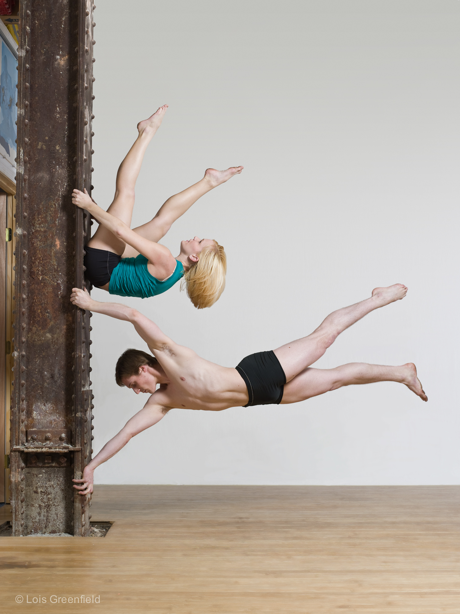 Aileen Roehl and Matthew Fisher, AMY MARSHALL DANCE COMPANY
