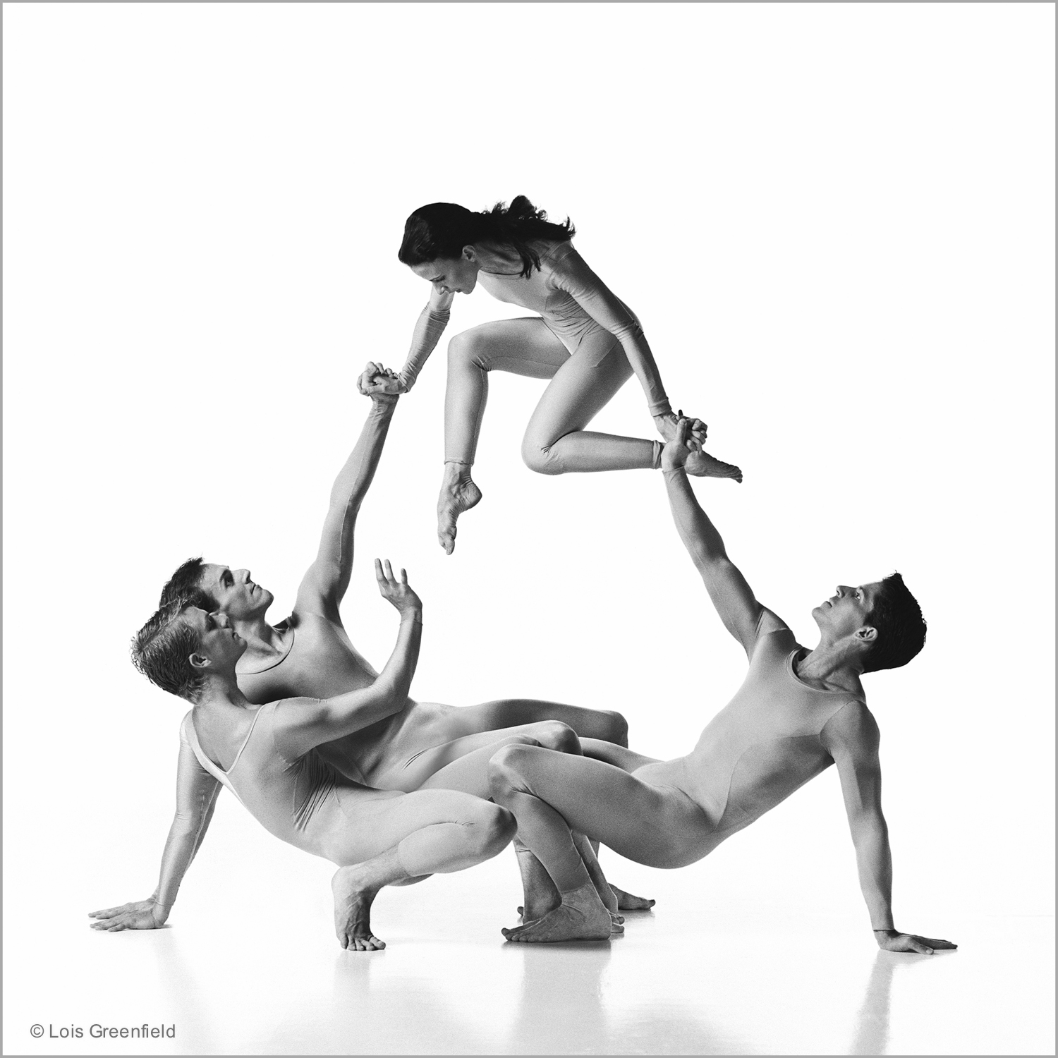 Gary Galbraith, Kenneth Topping, Mathew Rose, Terese Capucilli, MARTHA GRAHAM DANCE COMPANY