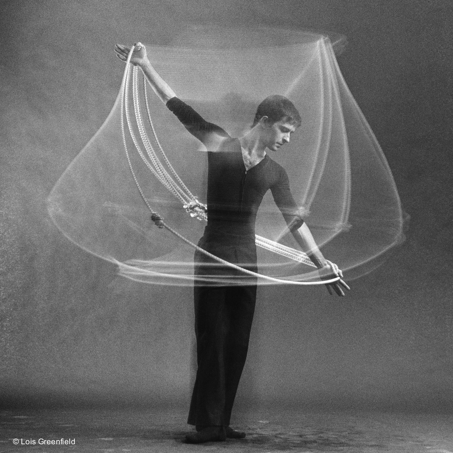 """ANDY DEGROAT, """"Rope Dance Translations"""", RED NOTES"""