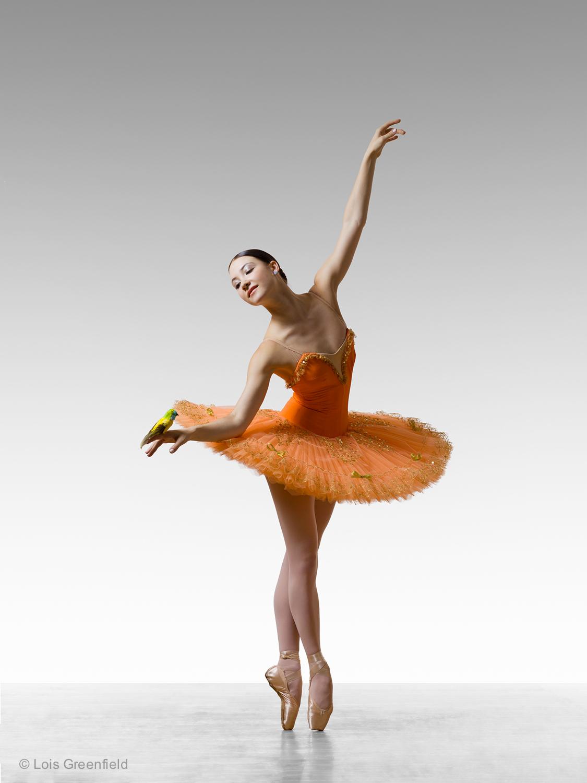 Christine Shevchenko of the AMERICAN BALLET THEATRE