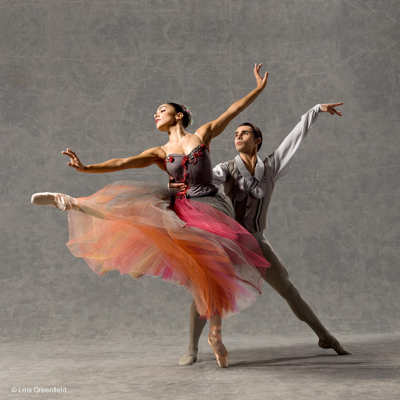 "Jeanette Delgado & Renato Penteado, ""In the Night"", MIAMI CITY BALLET"