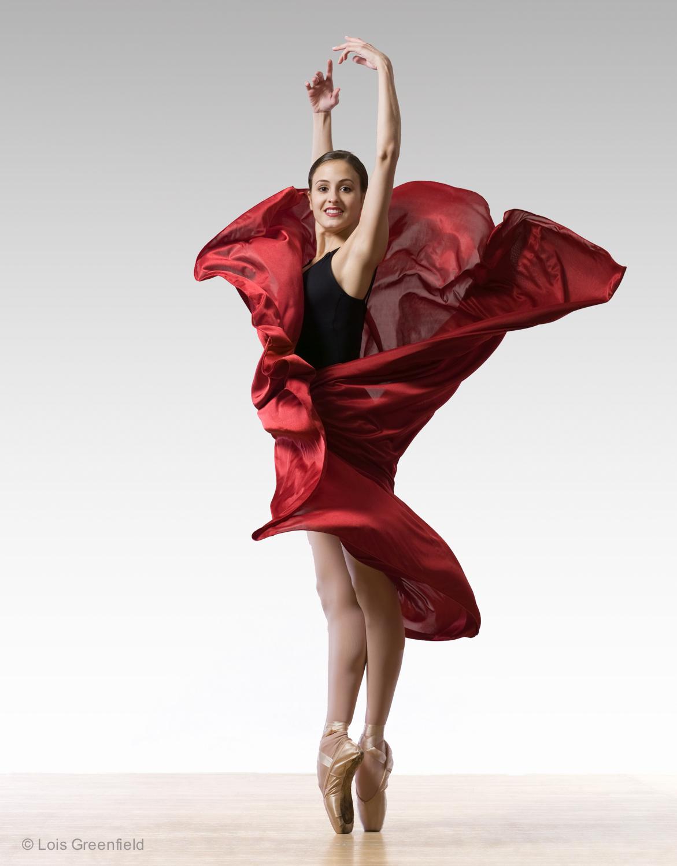Melanie Hamrick of AMERICAN BALLET THEATRE