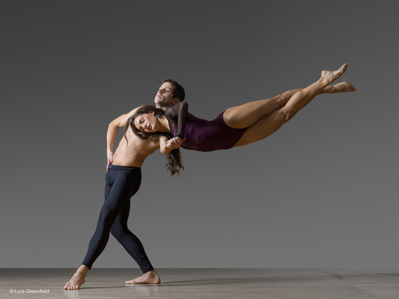 Ian Spring and Elena d'Amario, PARSONS DANCE