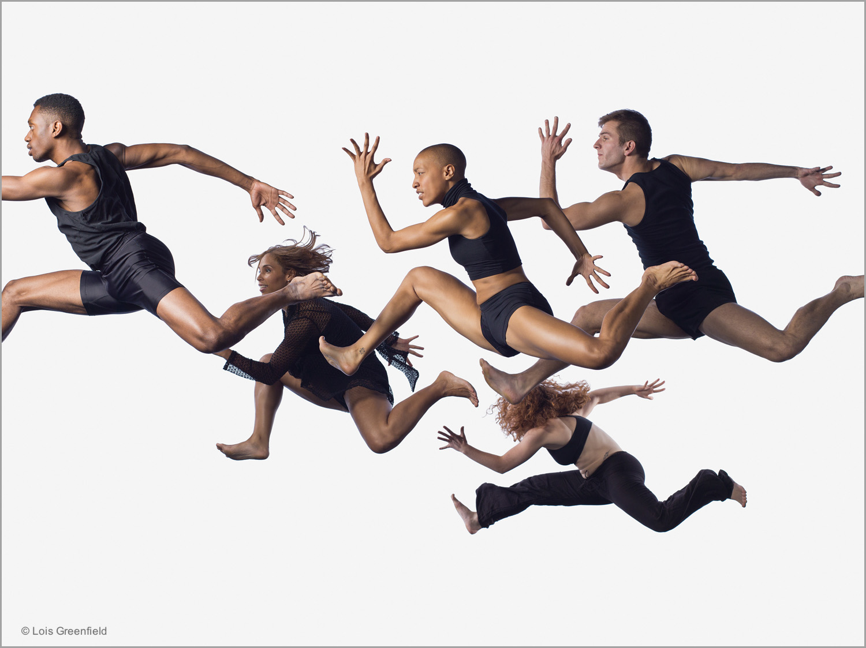 Raymond Ejiofor, Naila Ansari, La Kendra Dennard, Annalee Traylor, Michael Bange Jr., AUGUST WILSON DANCE ENSEMBLE