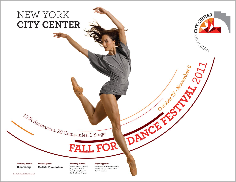 FALL FOR DANCE FESTIVAL