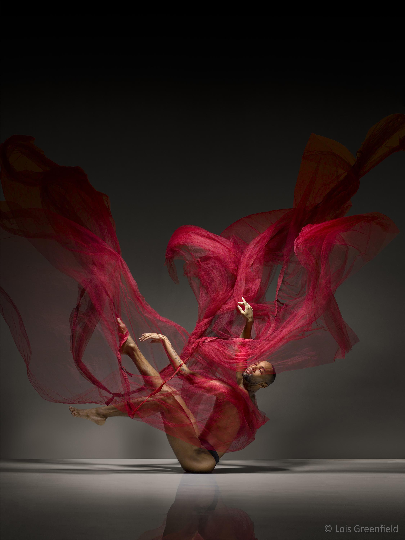 SEAN CARMON of the ALVIN AILEY DANCE THEATRE