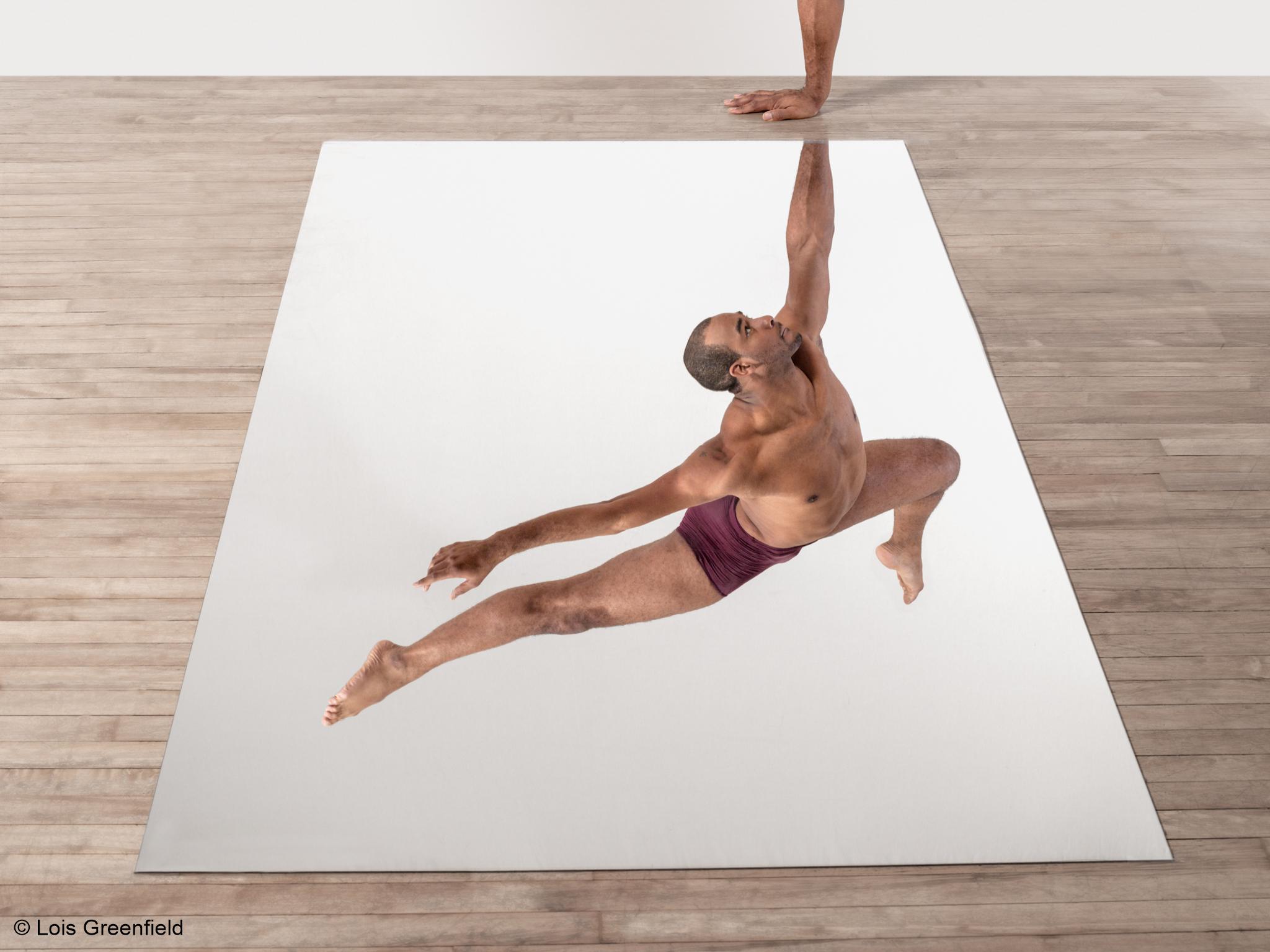 Anthony Burrell of Ballet Hispanico