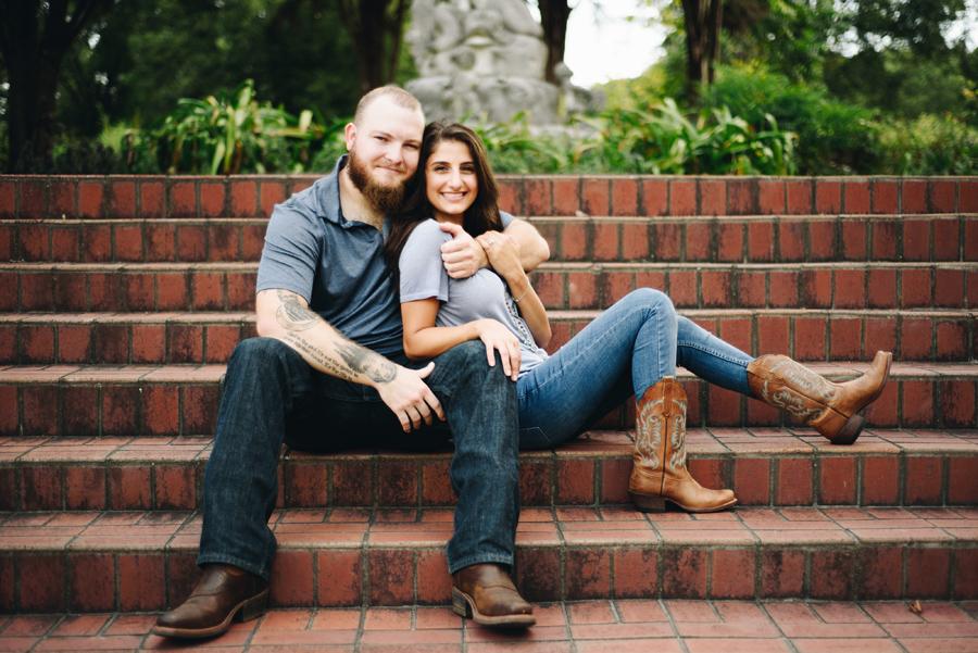 KrisandraEvans.com | Atlanta Engagement Photographer | Vines Botanical Garden