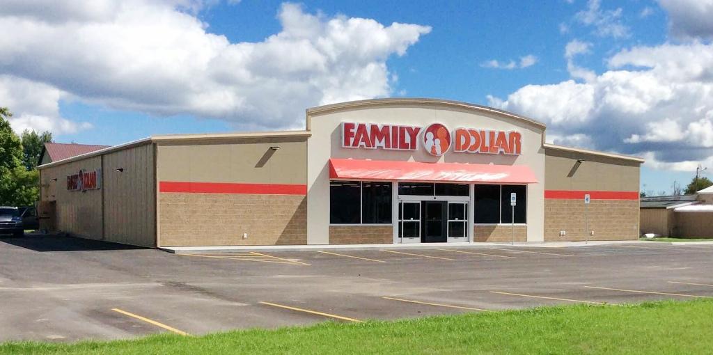 6 Family Dollars (AR, MI, IL, WV &MO)