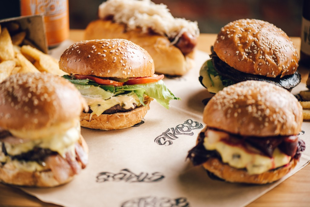 STKBB |   St Kilda Burger Bar brings drive-through to Melbourne pub