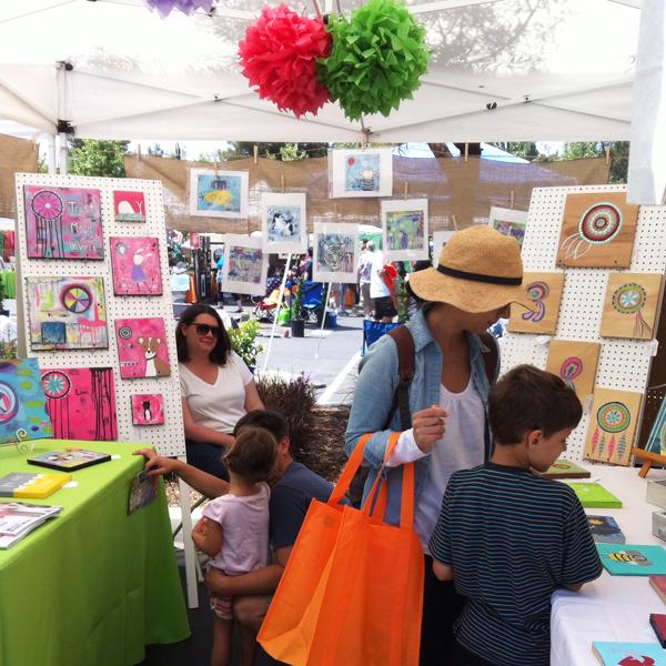May 2013  Mission Viejo Arts Alive Festival