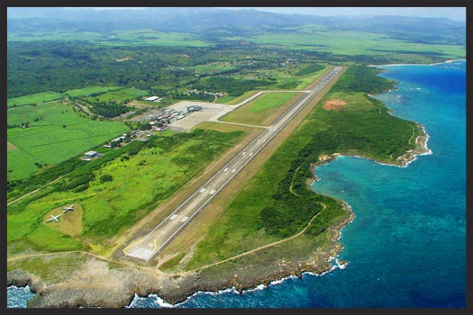 Puerto Plata's Gregorio Luperon International Airport (Airport Code: POP)