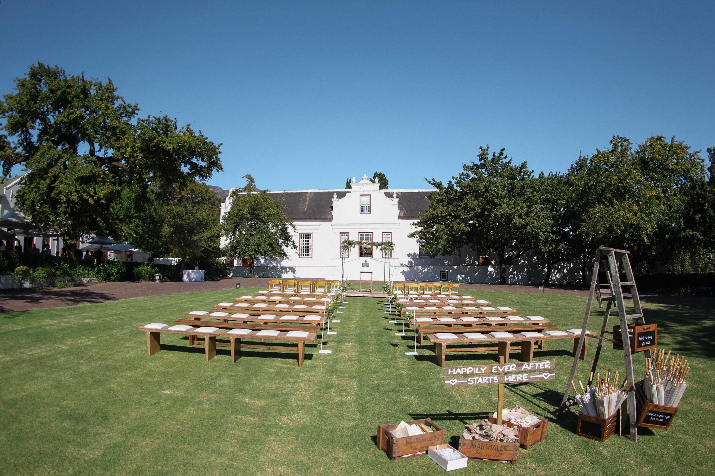 Ceremony Landscape