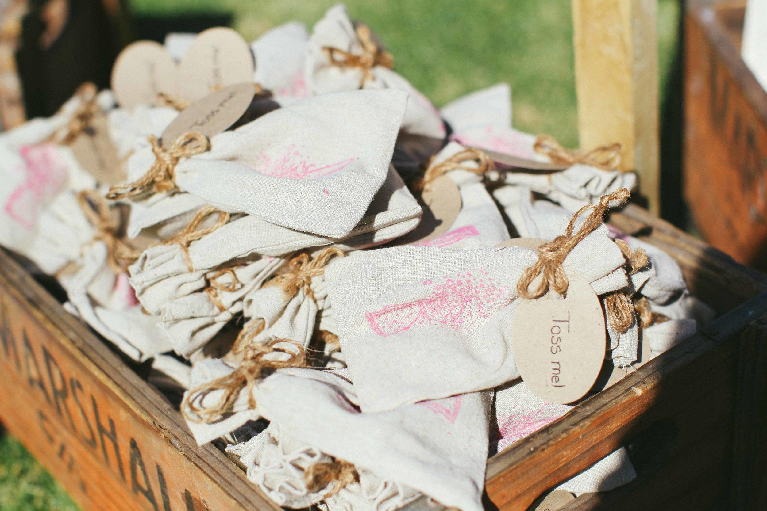 Wedding Seeds
