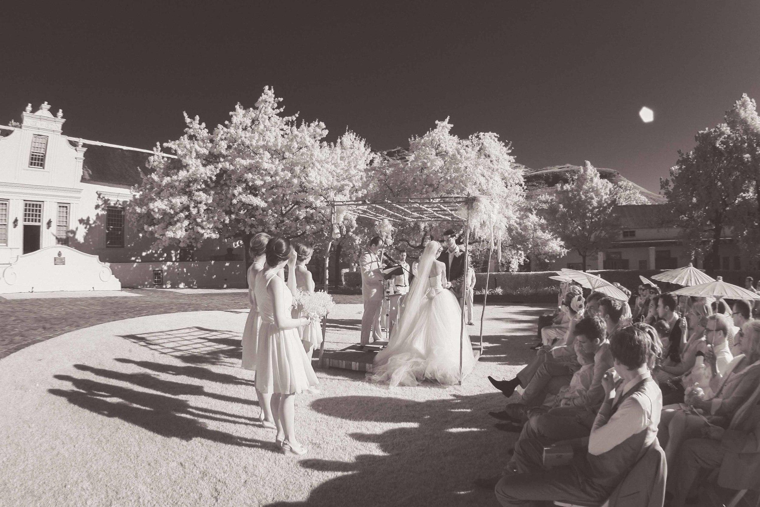 IR Wedding