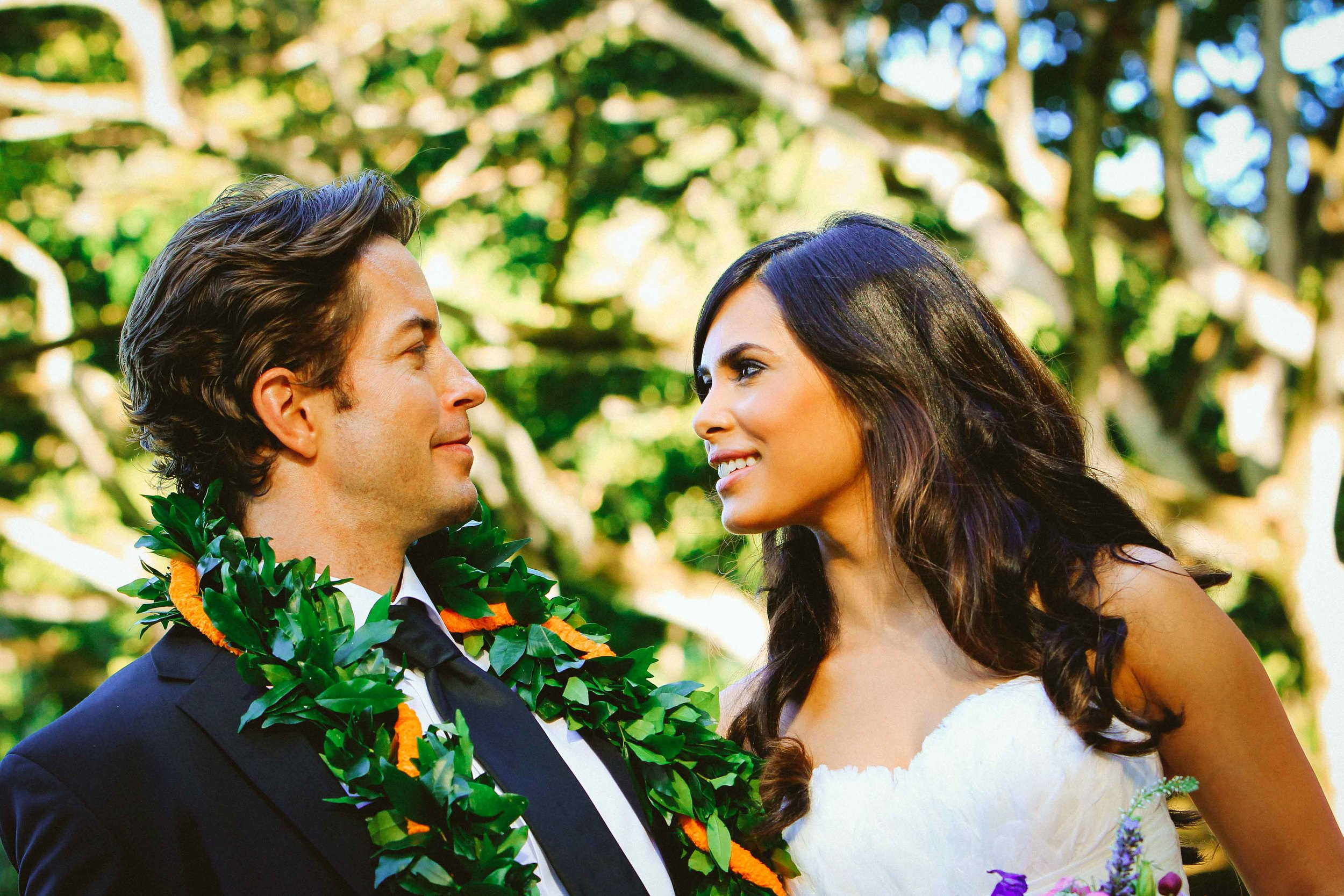Artistic Wedding Photography Bride and Groom