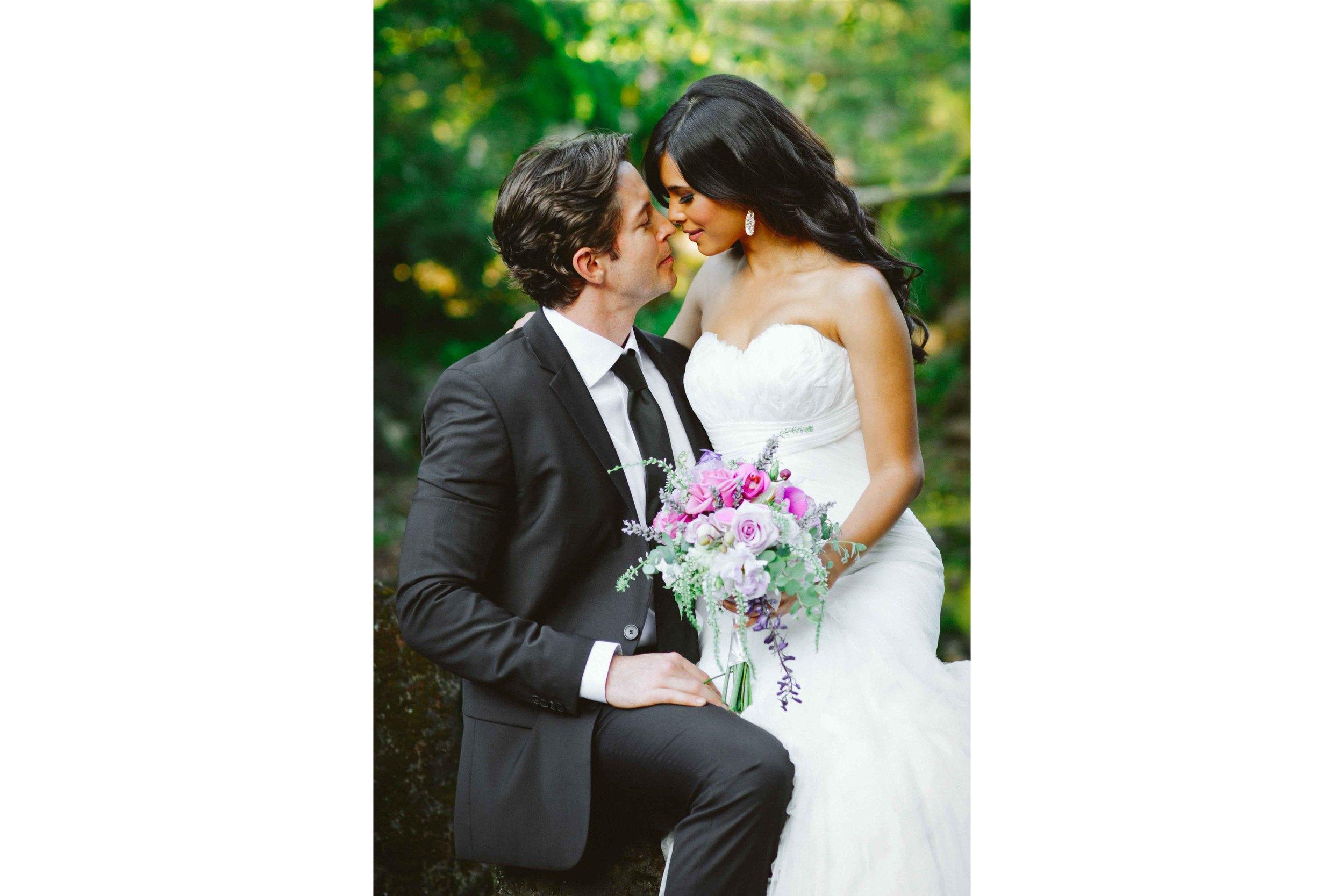 Bride and Groom Waimea