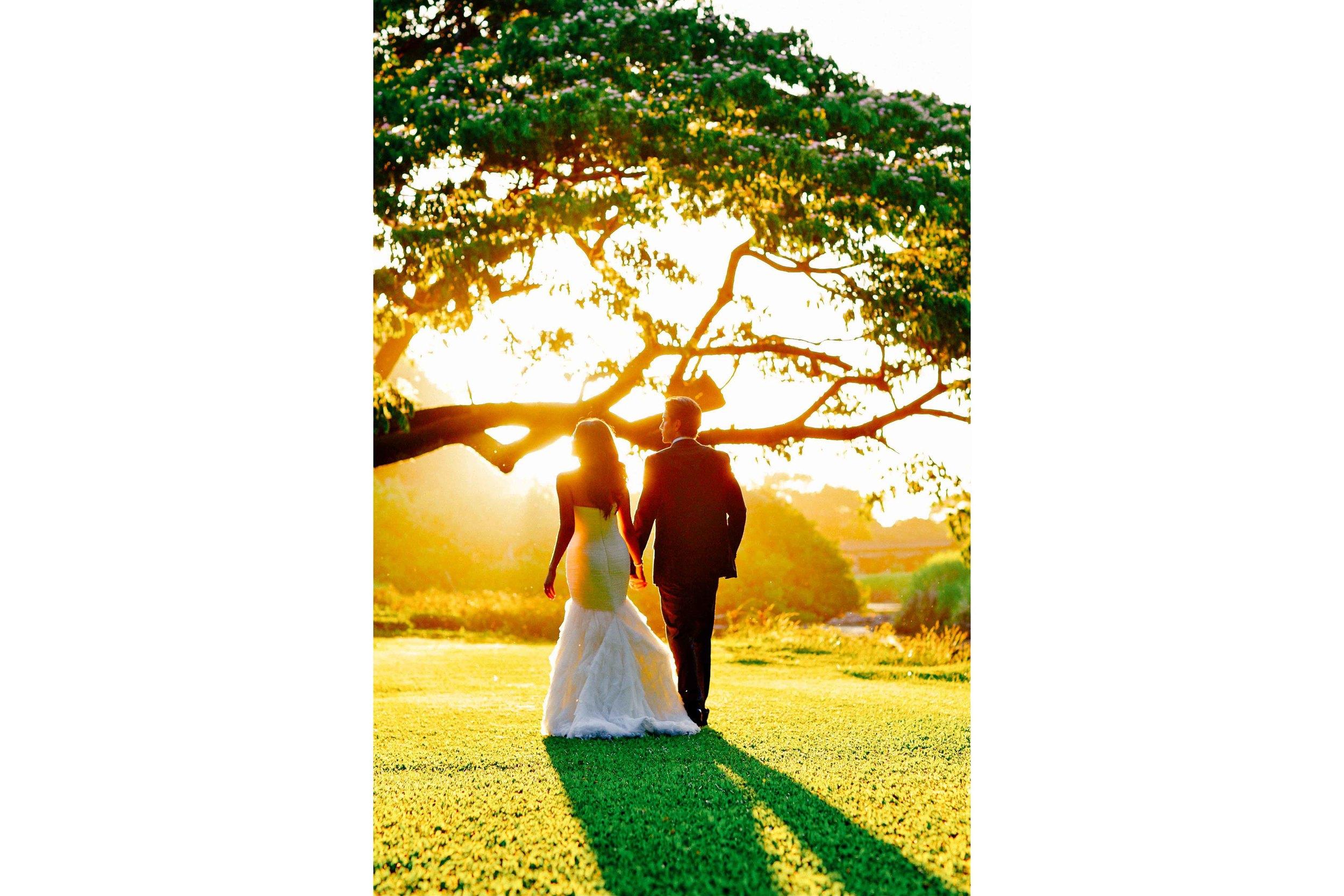 Romantic Hawaiian Sunset