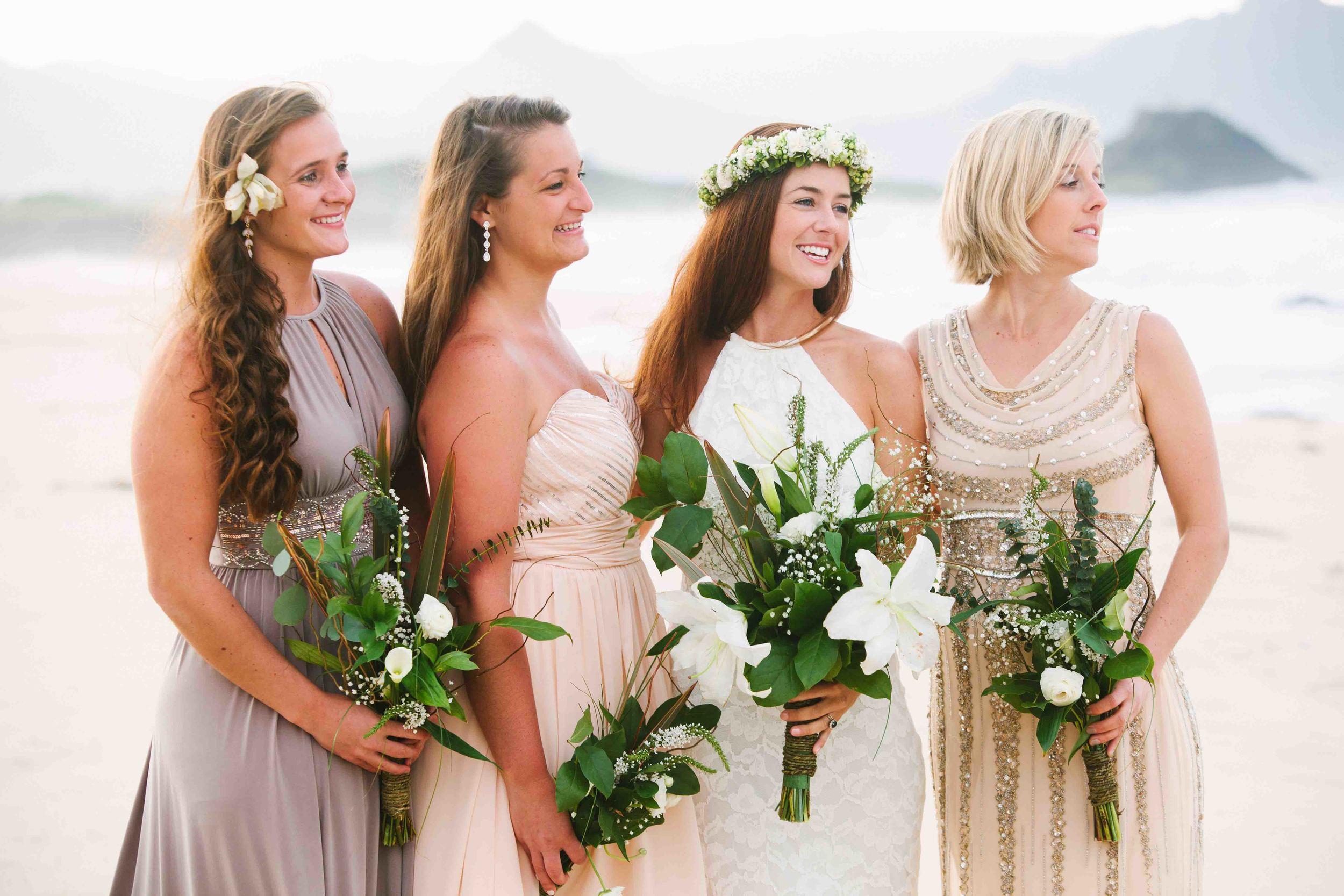 Bridesmaids Beauties