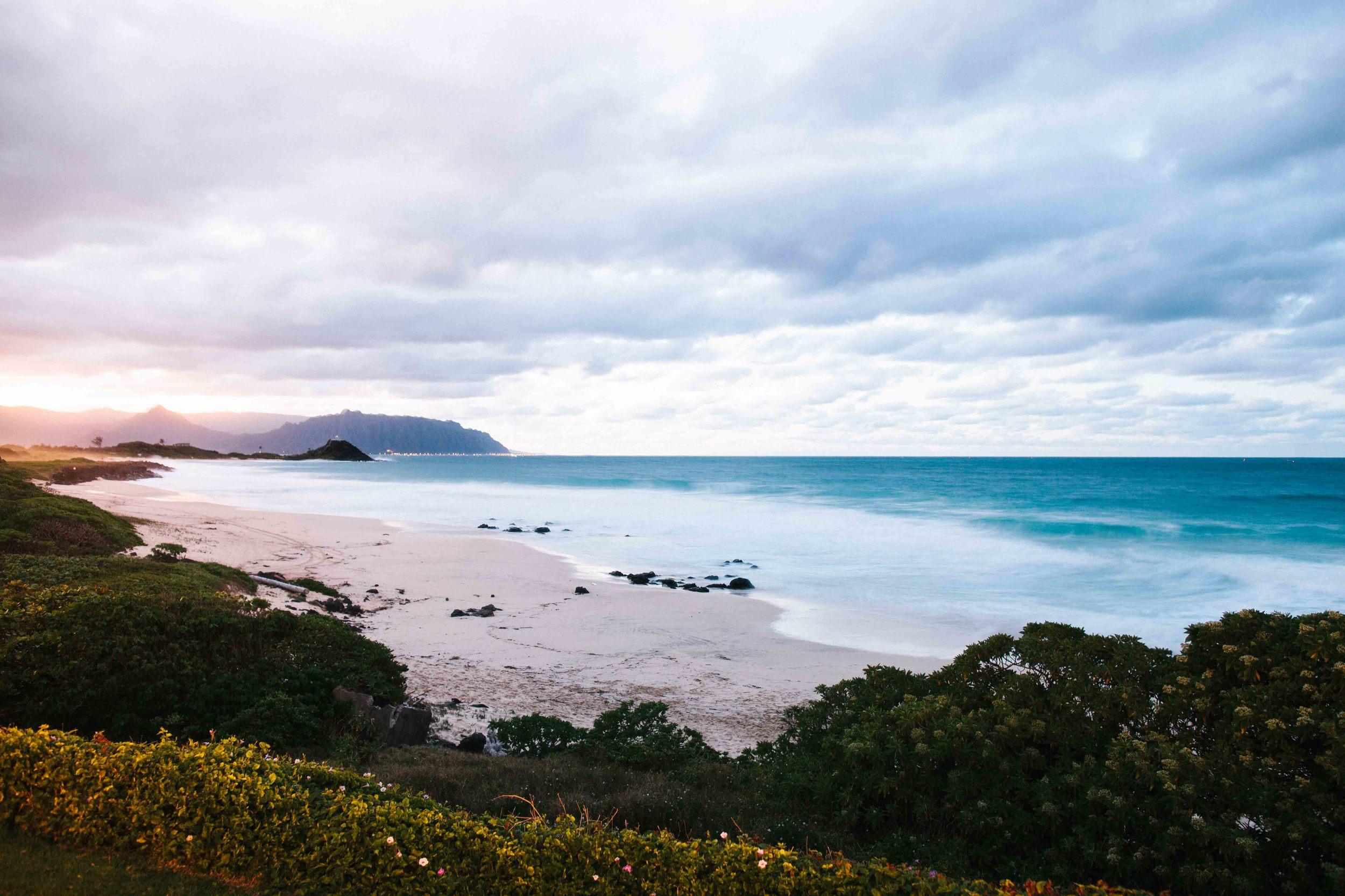Kaneohe Beach View