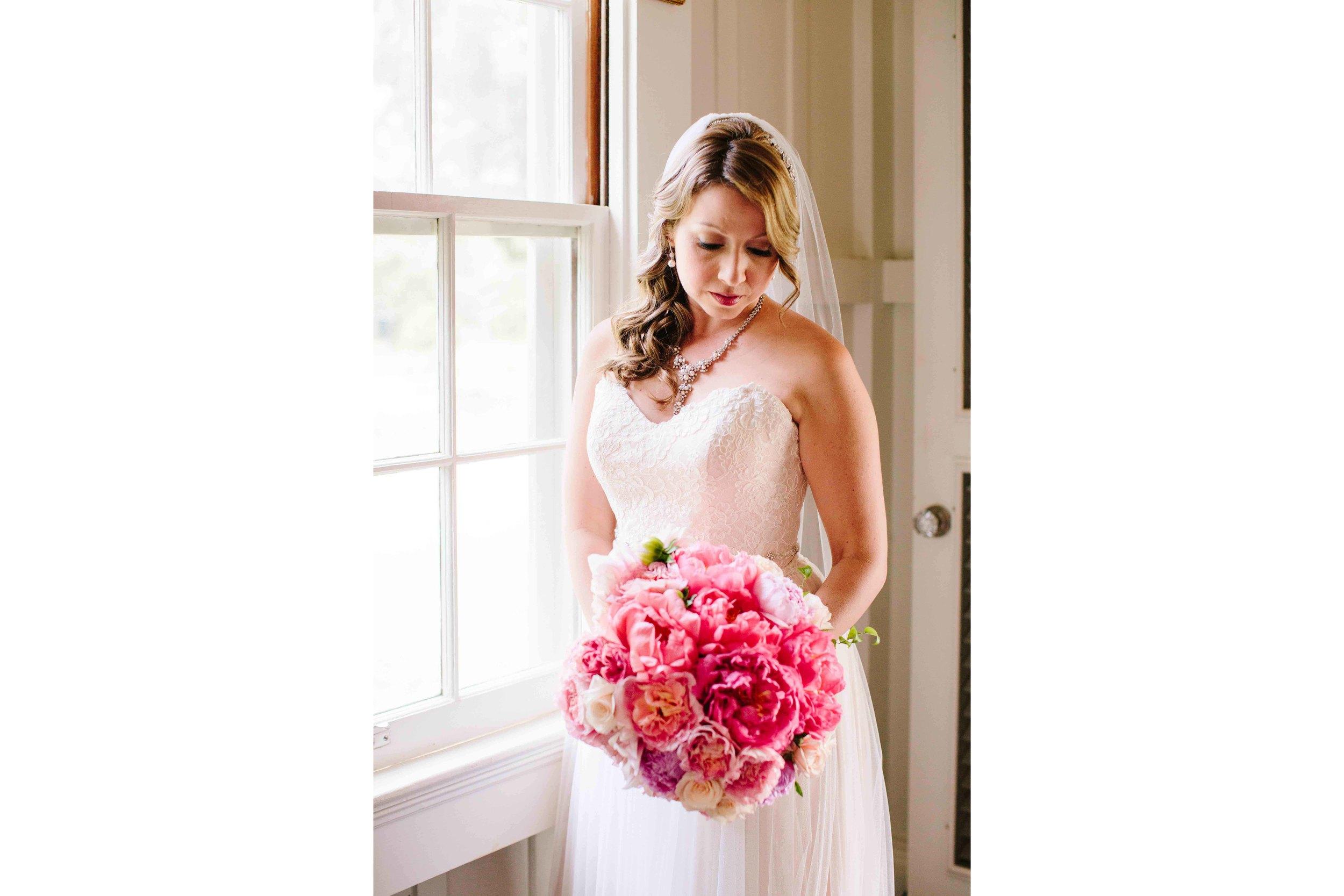 Portrait of a Bride at Dillingham Ranch
