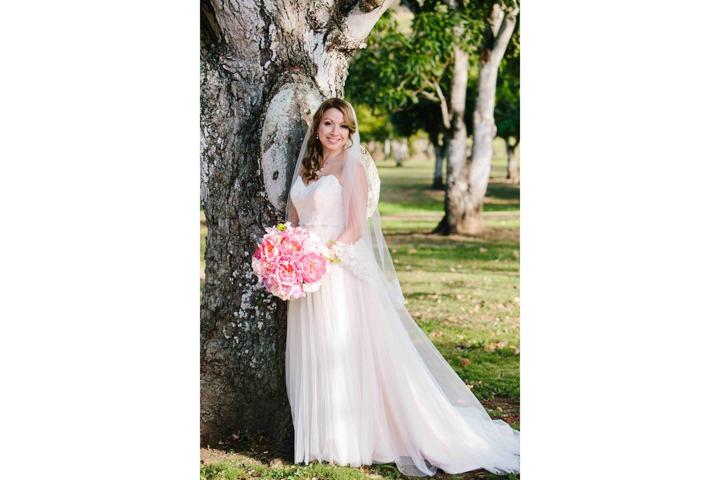 Bride at Dillingham Ranch