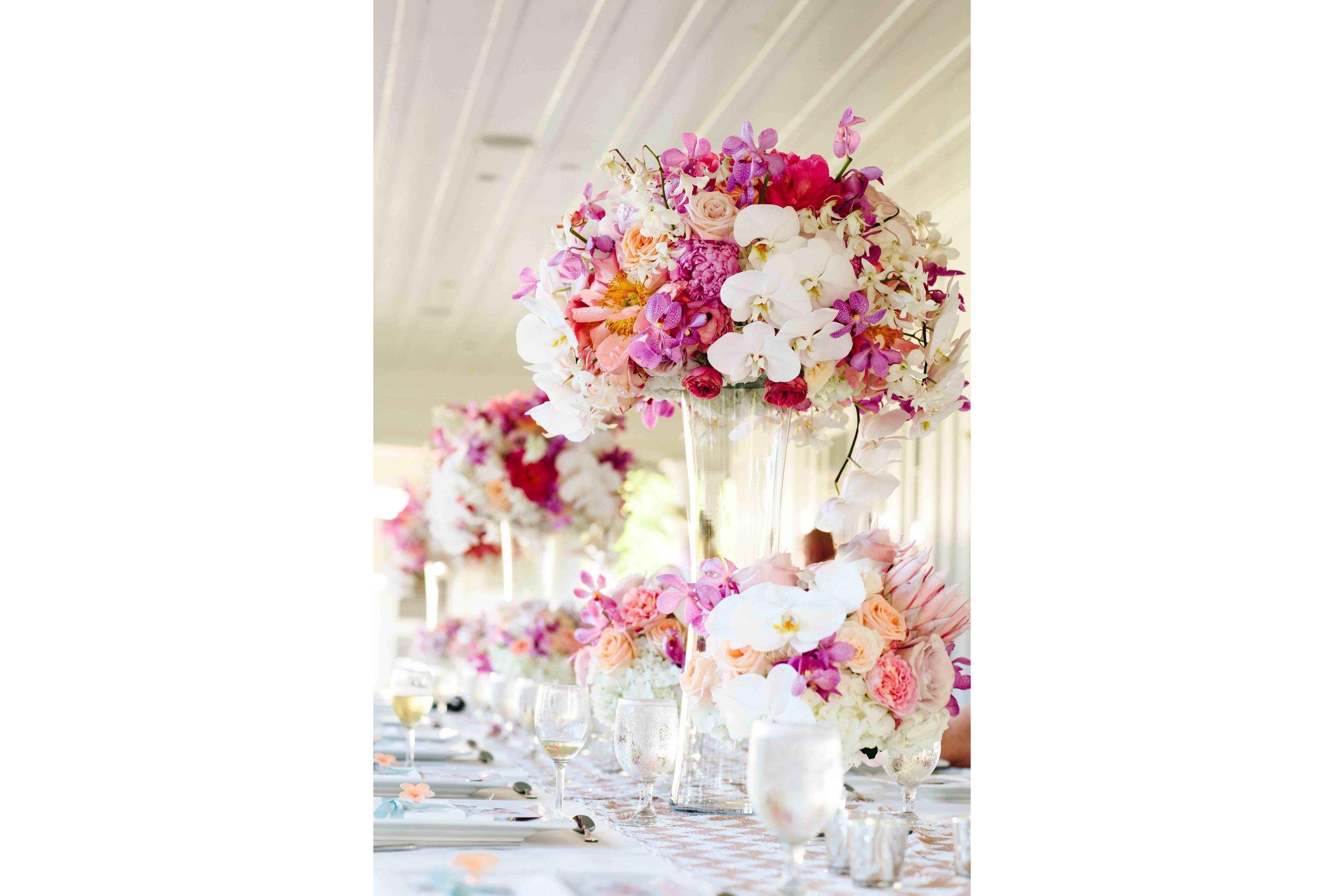 Wedding Flowers Dillingham Ranch