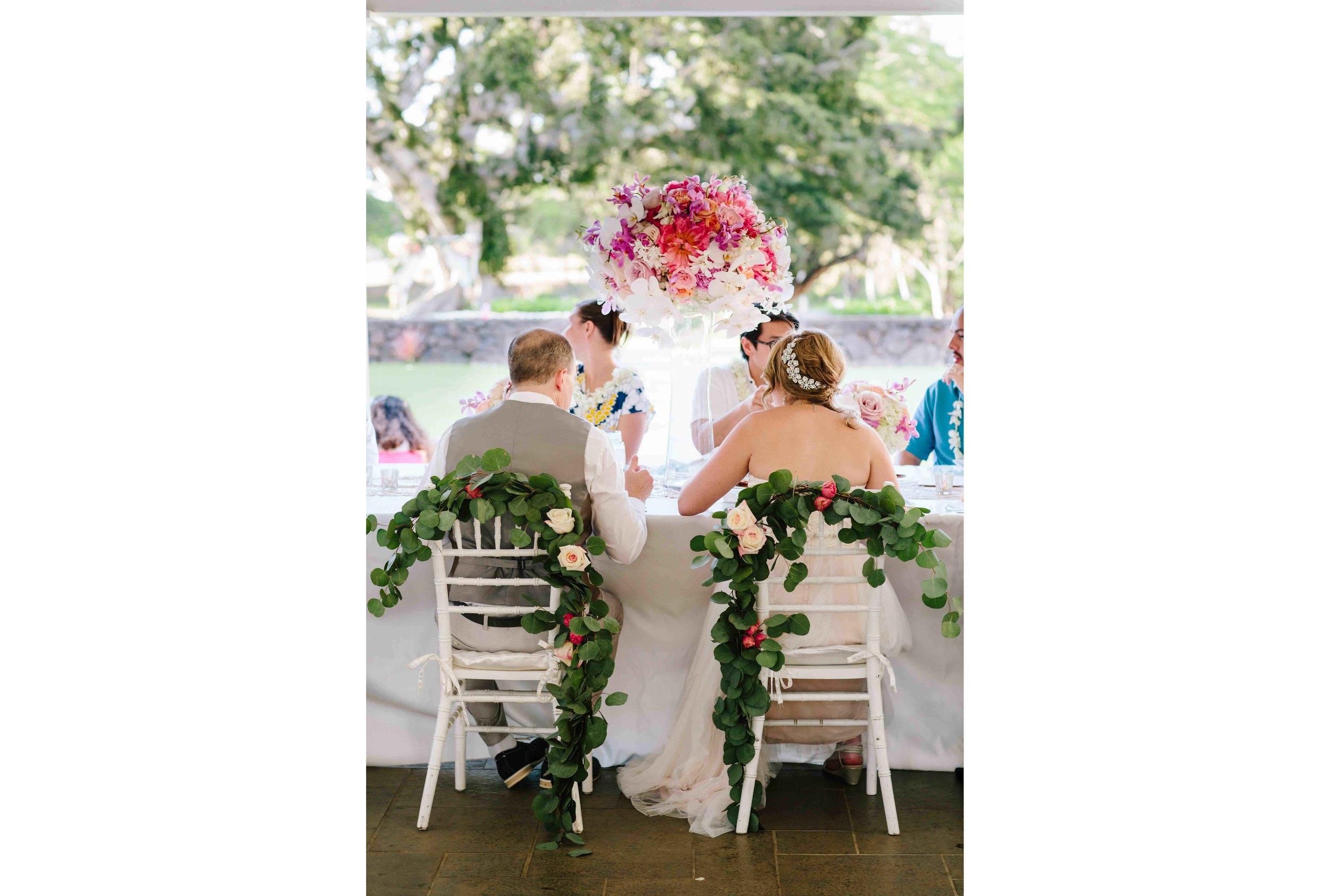 Dillingham Ranch Wedding Reception