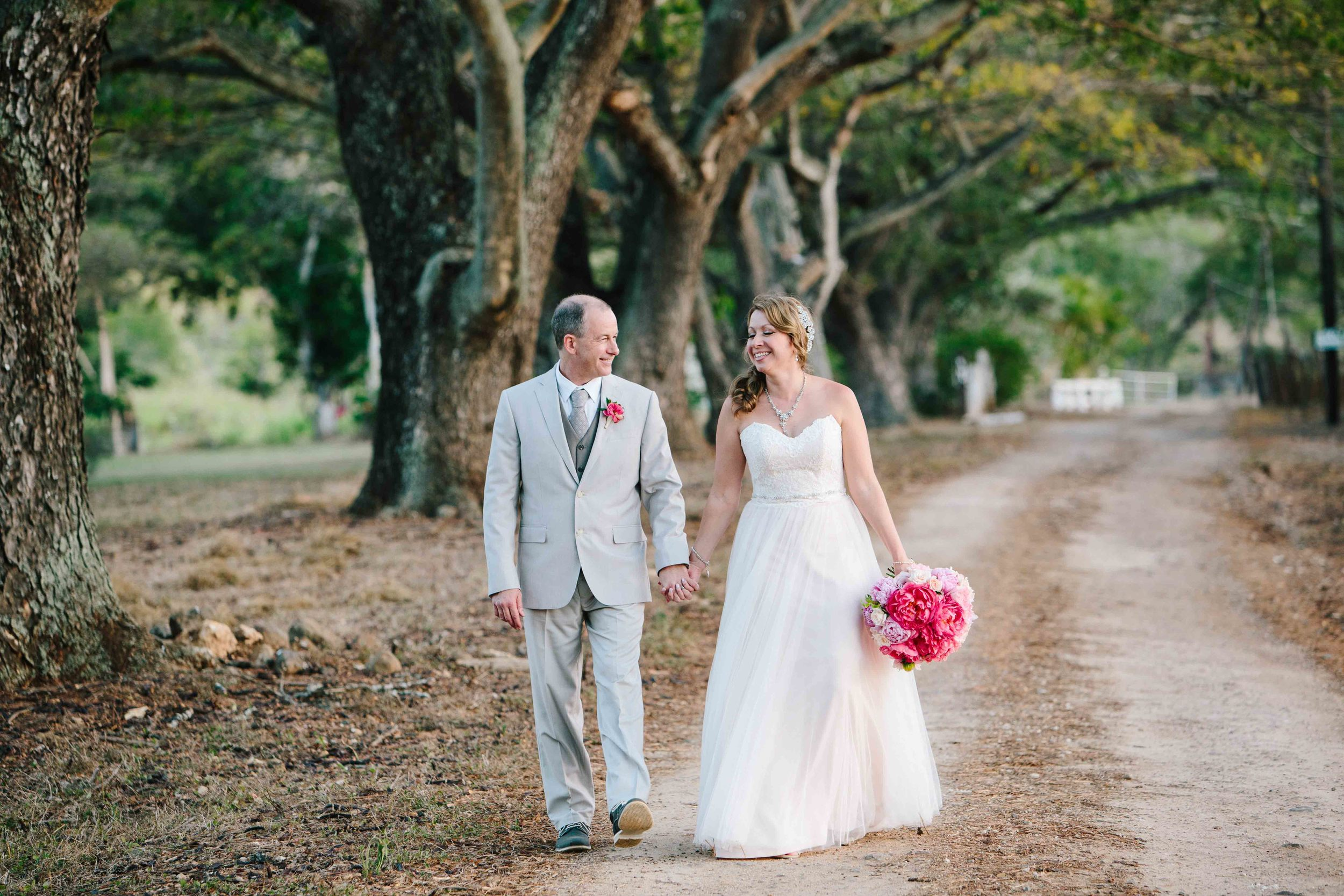Dillingham Ranch Bride and Groom