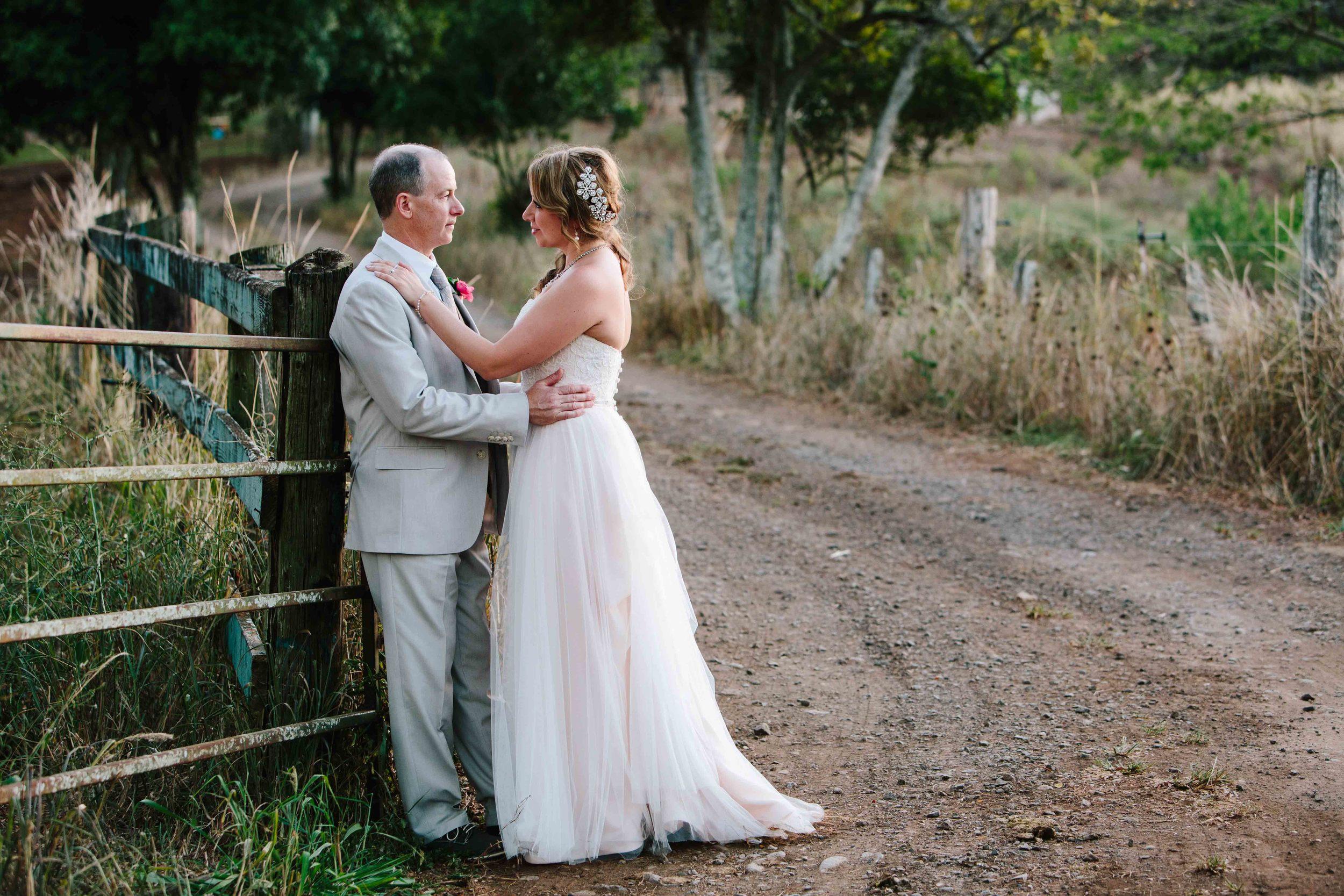 Hawaii Wedding Photography Dillingham Ranch